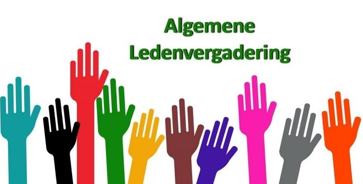 Algemene ledenvergadering vrijdag 18 oktober