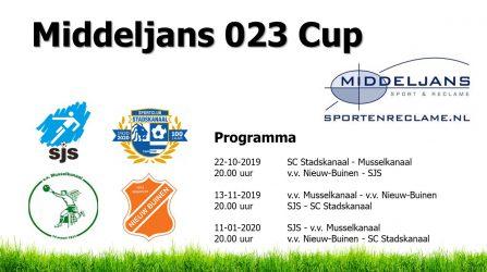 Middeljans O23 Cup